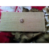 Cash Gift Cloth Clutch Style Envelope