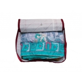 High Quality Saree Bag For Keeping Approx.10-15 Heavy Embroidery Sarees