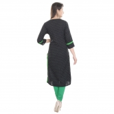 Beautiful Cotton Embroidered Kurti From The House Of Sagee