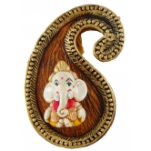 Small Mango Design Ganesha Door / Wall Hanging