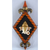 Triangle Sundh Ganesha Door / Wall Hanging