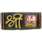 Laxmi / Lakshmi Ganesha Door / Wall Hanging With Shree