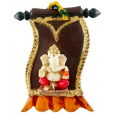Small Curtain Ganesha Door / Wall Hanging
