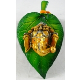Medium Pan / Paan Sundh Ganesha Door / Wall Hanging
