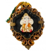 Small Ovel Design Ganesha Door / Wall Hanging