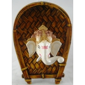Small Supdi Sundh Ganesha Door / Wall Hanging