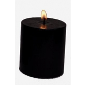 Indigo Creatives Designer Black Candle Gift