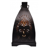 Buddha Rakhi Diwali Christmas Gift Tea Light Table Lamp