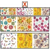 X Natural Switch Board Wallsticker Jaamso Royals