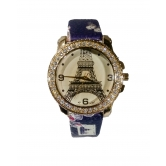 Fancy Ladies Leather Belt Watch Jml4