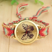 Jm25 Fancy Ladies Handwork Watch