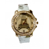 Fancy Ladies Leather Belt Watch Jk004