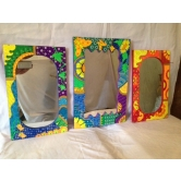 Abstract Mirrors - Online Shopping For Mirror By Kaarigari Crafts