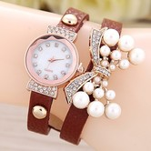 Casual Analog Watch For Girl Free Home Delivry [ D-3 ]