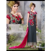 Shoponbit Latest New Georgtte Semistiched Salwar Suit