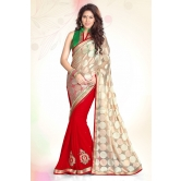 Designer Bollywood Indian Traditional Partywear Saree - Online Shopping For Designer Sarees By Sourbh Sarees