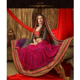 Traditional Pink Lehenga Choli