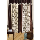 Tanya\'s Homes 7ft Door Curtain Pack Of 2pc