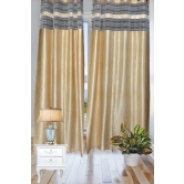 Tanya\'s Homes 7ft Door Curtain Pack Of 2pc.