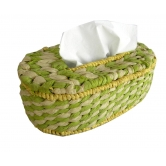 Imported With Designer Tissue Paper Box Bamboo Gift 1 Box #1353