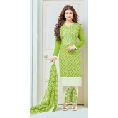 117_  Eid Special Glamour Chanderi Cotton Salwar Suit