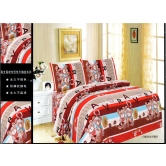 Vardhaman Goodwill Multi Color Double Size Bedding Set