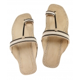 Ekolhapuri Good Looking Handmade Leather Sandal