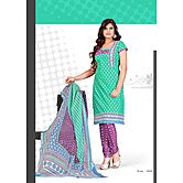 1010 ''summer Cool'' Beautiful Heavy Cotton Salwar Suit Material's