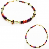 Charming Anklets- Pair