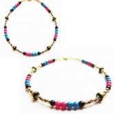 Charming Anklet- Pair
