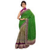 Triveni Indian Ethnic Amazing Embroidered Viscose Jacquard Saree - Jacquard Sarees By Trivenisarees