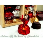 Assorted Packs Of Liquor Chocolates - 18 Chocolates