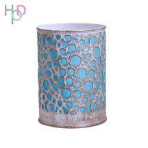 Height Of Designs Circles Pattern Night Lamp