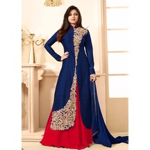 Bridal Collection Blue And Red Lt