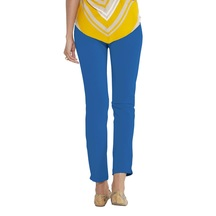 Go Colors-bright Royal-tall Knitted Pants