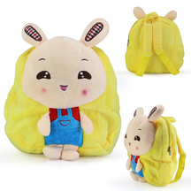 2016 New Arrival Rabbit Picnic Bag For Kids Backpack . (pu25274 )