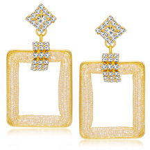 Sukkhi Marvellous Gold Plated Ad Earring For Women
