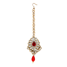 Sukkhi Lavish Gold Plated Ad Mangtikka For Women
