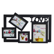 Beautiful 4 Pictures Collage Photo Frame - Photoframes By Apnorajasthan