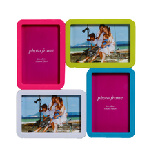 Multicolor Charming 4 Pictures Collage Photo Frame - Photoframes By Apnorajasthan