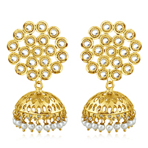 Inaya Ethnic Festive Fashion Jhumki Earring