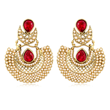 Inaya Ethnic Festive Fashion Chanbali Earring