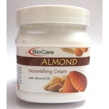 Biocare Almond Nourishing  Cream With Almond Oil