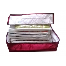 12 Sarees Bag, Saree Cover, 1 Bag For Keeping 12 Sarees ,wedding Collections