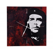 Che Theme Wall Cock Watch - Limited Edition