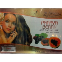 Aromax  Papaya Berry Aha Facial Kit
