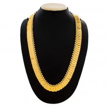 The Luxor Designer Gini Studded Long Necklace Nk-1863