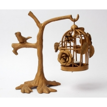 Casted Bird Cage By Muhenera Ss-251.