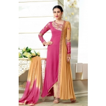 Navya Pink Color Hea...