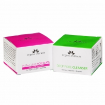 Organics Therapie Anti Acne Combo